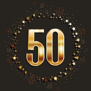 50 години юбилей