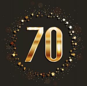 70 години юбилей