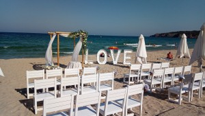 Изнесен ритуал на плажа Грийн Лайф, Wedding ceremony Green Life Sozopol