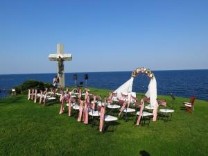 Изнесен ритуал в Анел - Созопол, Wedding ceremony - Anel Sozopol