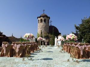 Изнесен ритуал в замъка Равадиново - Wedding ceremony Ravadinovo Castle
